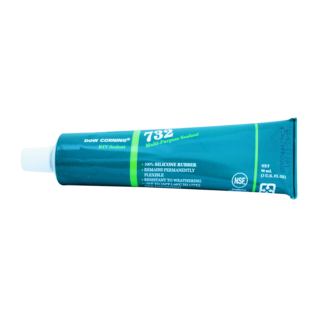 97575 Dow 732 Clear Sealant Adhesive