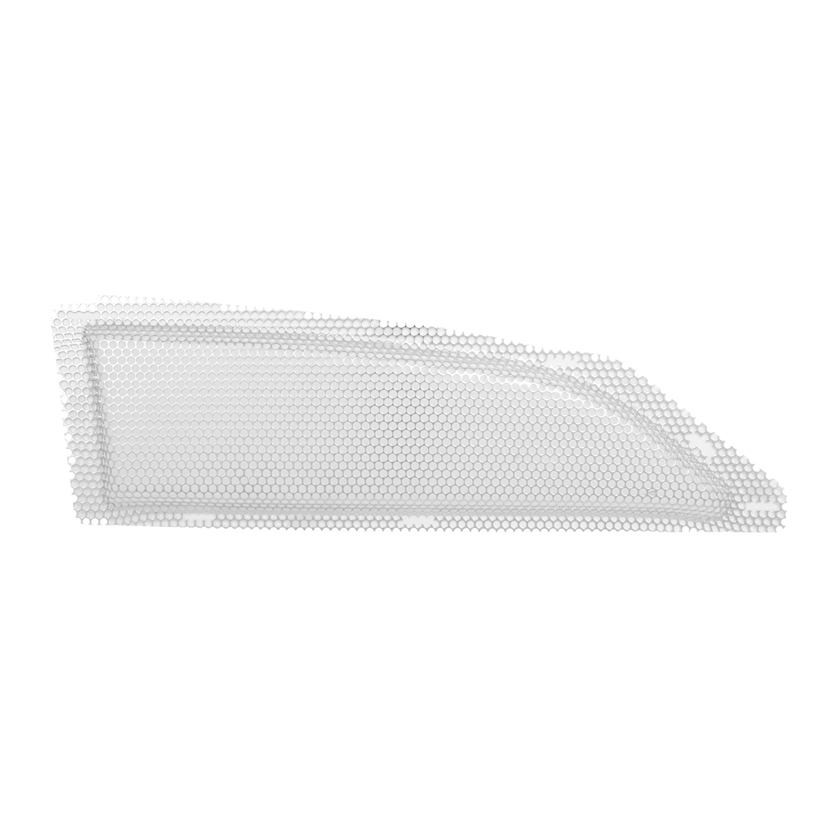 67898 Kenworth T680 Exterior Hood Intake Mesh Screen