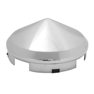 Cone Front Hub Cap