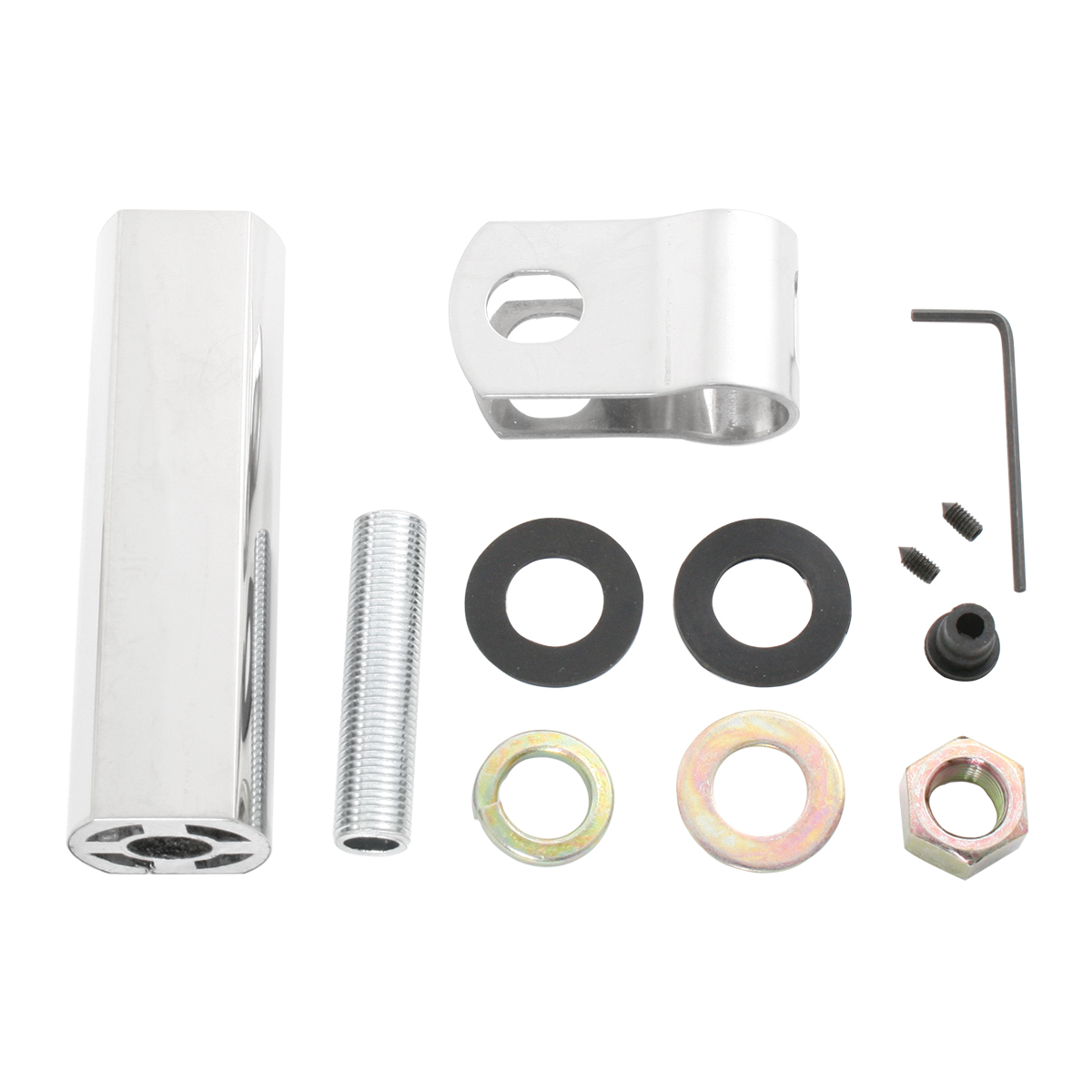 Pedestal Light Extension Kit w/ Mirror Clip