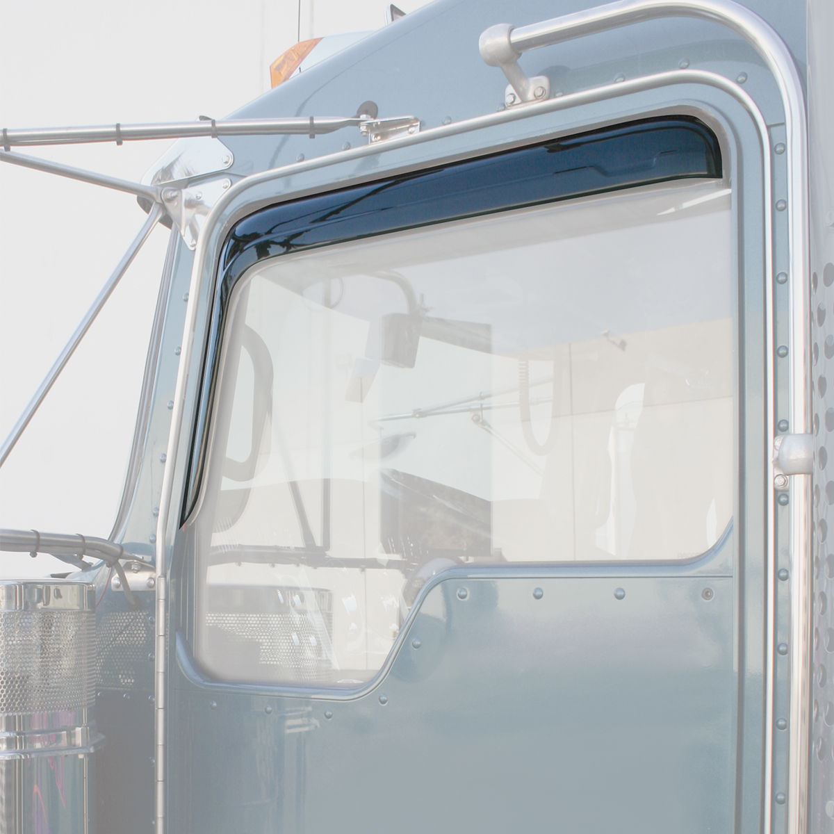 Kenworth Side Window Vent Deflector