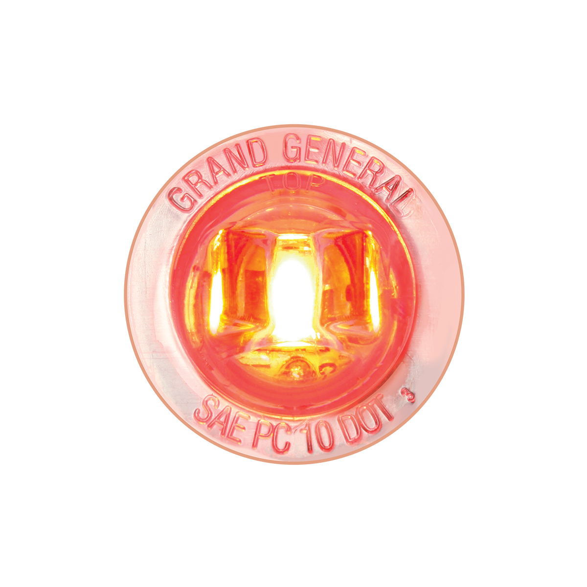 """75283 1"""" Dual Function Mini Push/Screw-in Wide Angle LED Light"""