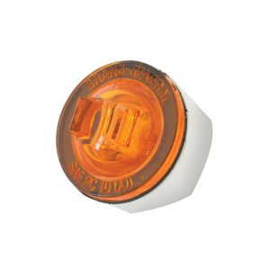 1″ Dual Function Mini Push/Screw-in Wide Angle LED Light