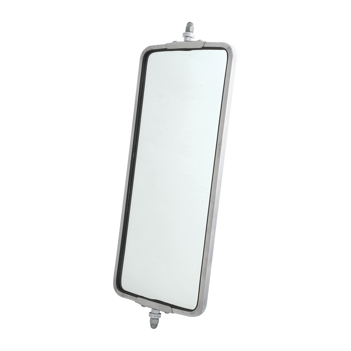 33312 OEM Style Stainless Steel West Coast Mirror with Lighting Function