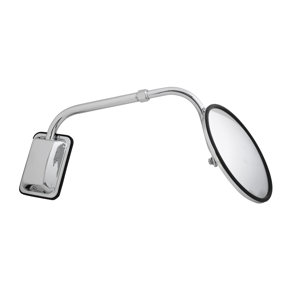 """Hood Mount 8"""" Convex Mirror Assembly"""