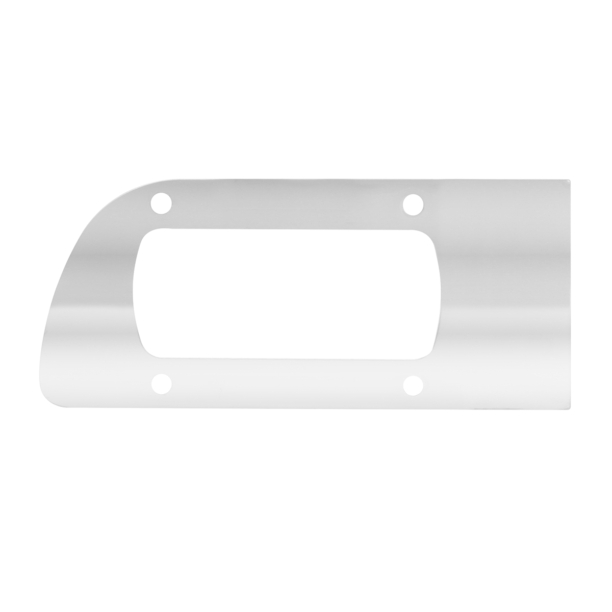 66982 Stainless Steel Engine Diagnostic Panel Trim for Kenworth T2000