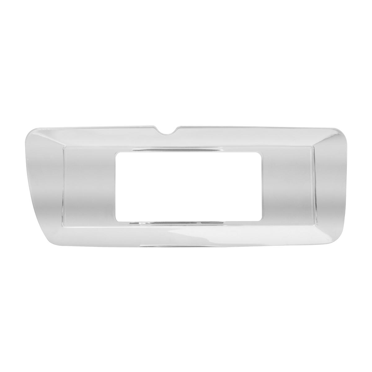 67846 Headliner Pocket Bezel w/ Engine Monitor for Driver Side Kenworth W&T