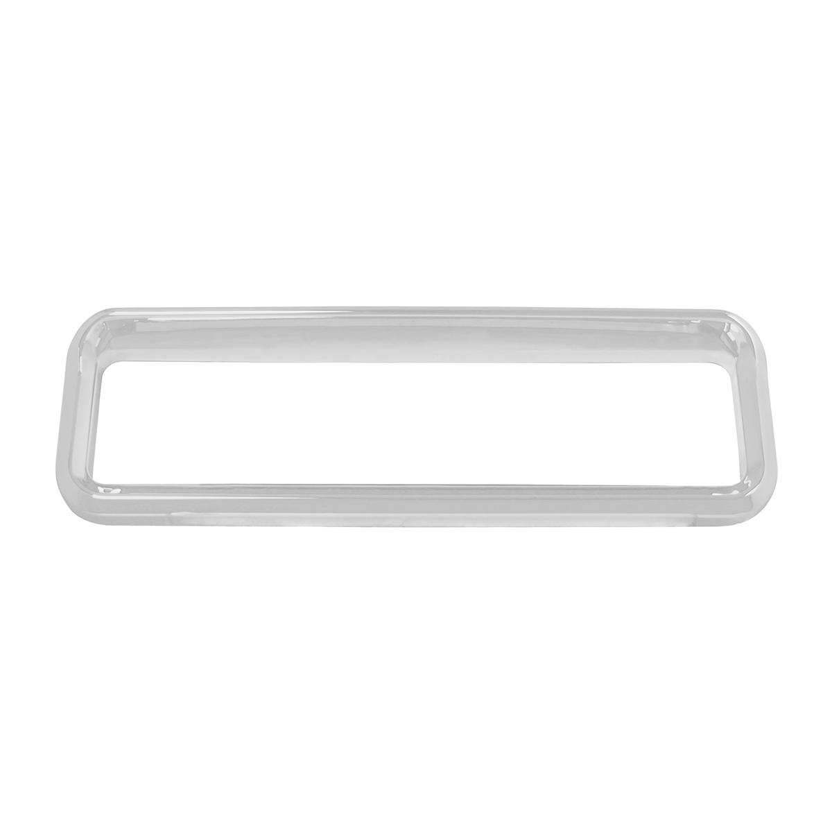 68727 Chrome Plastic Small Door Emblem Bezel for Freightliner