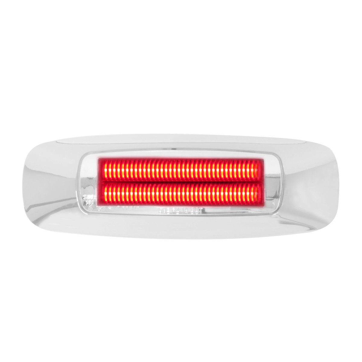 "74733 4-5/8"" Dual Function Rectangular Prime LED Light"