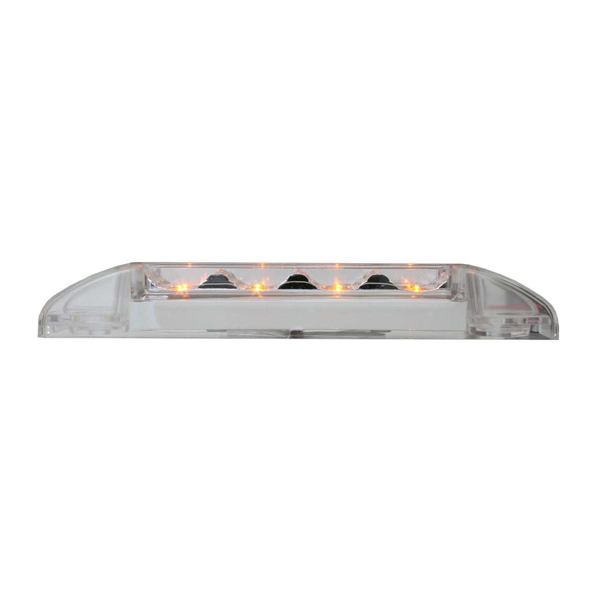 75181 Rectangular Spyder Dual Function LED Light
