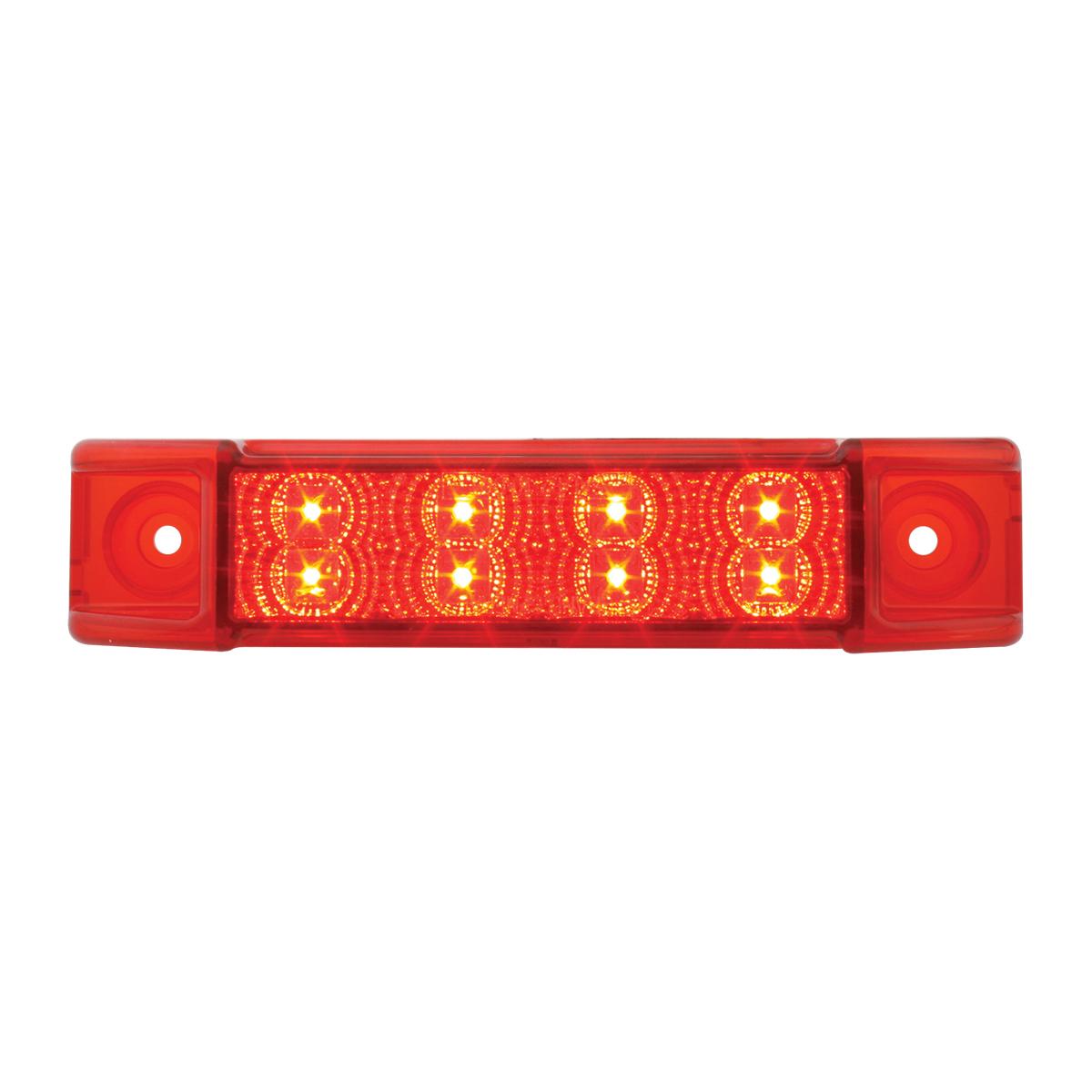 75182 Rectangular Spyder Dual Function LED Light