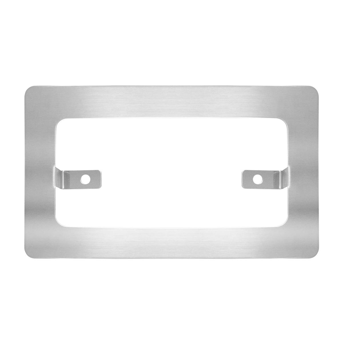 82840 Rectangular Cab Visor Light Bezel for Freightliner & Mack