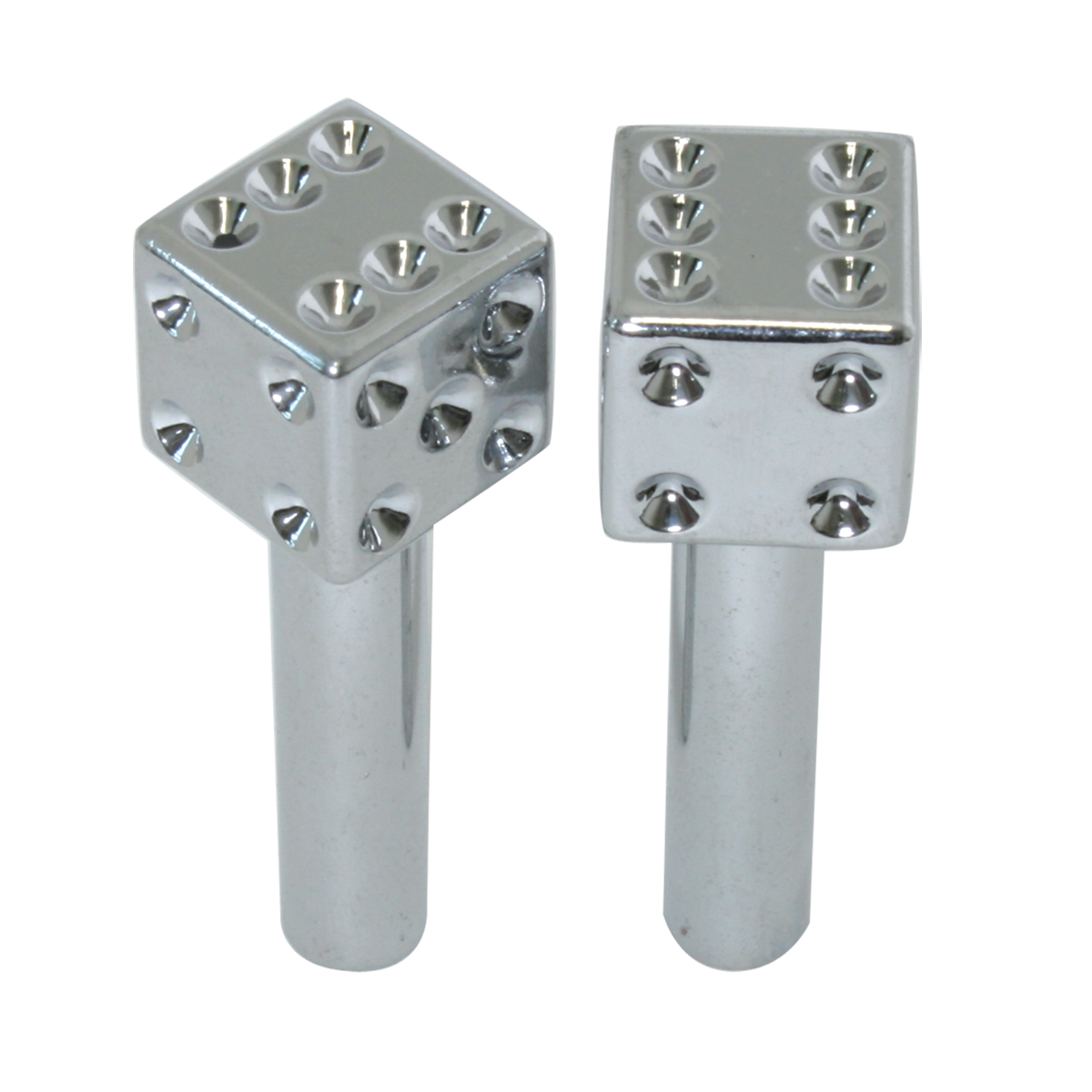 93310 Dice Door Lock Knobs
