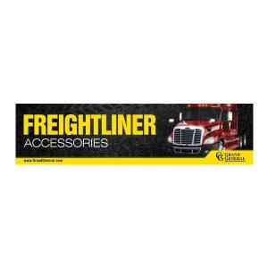 Freightliner Display Sign