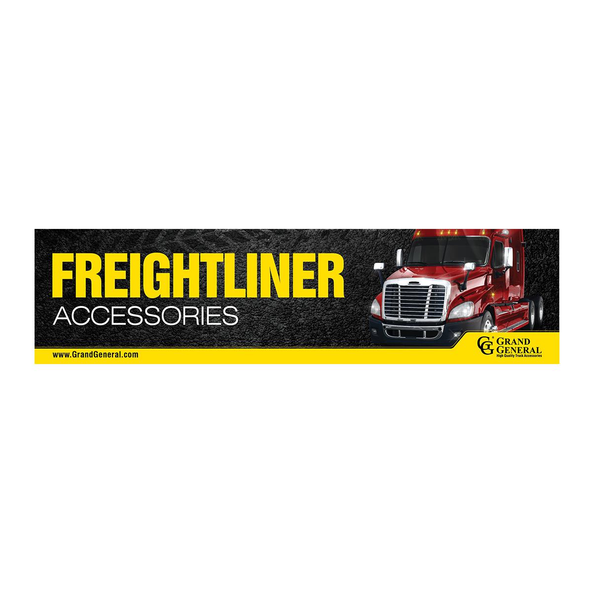Freightliner Accessories Display Sign