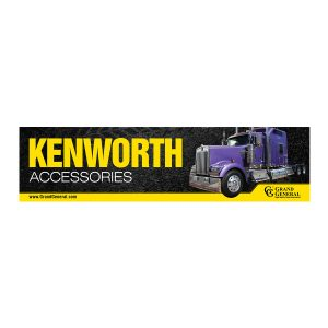 Kenworth Display Sign