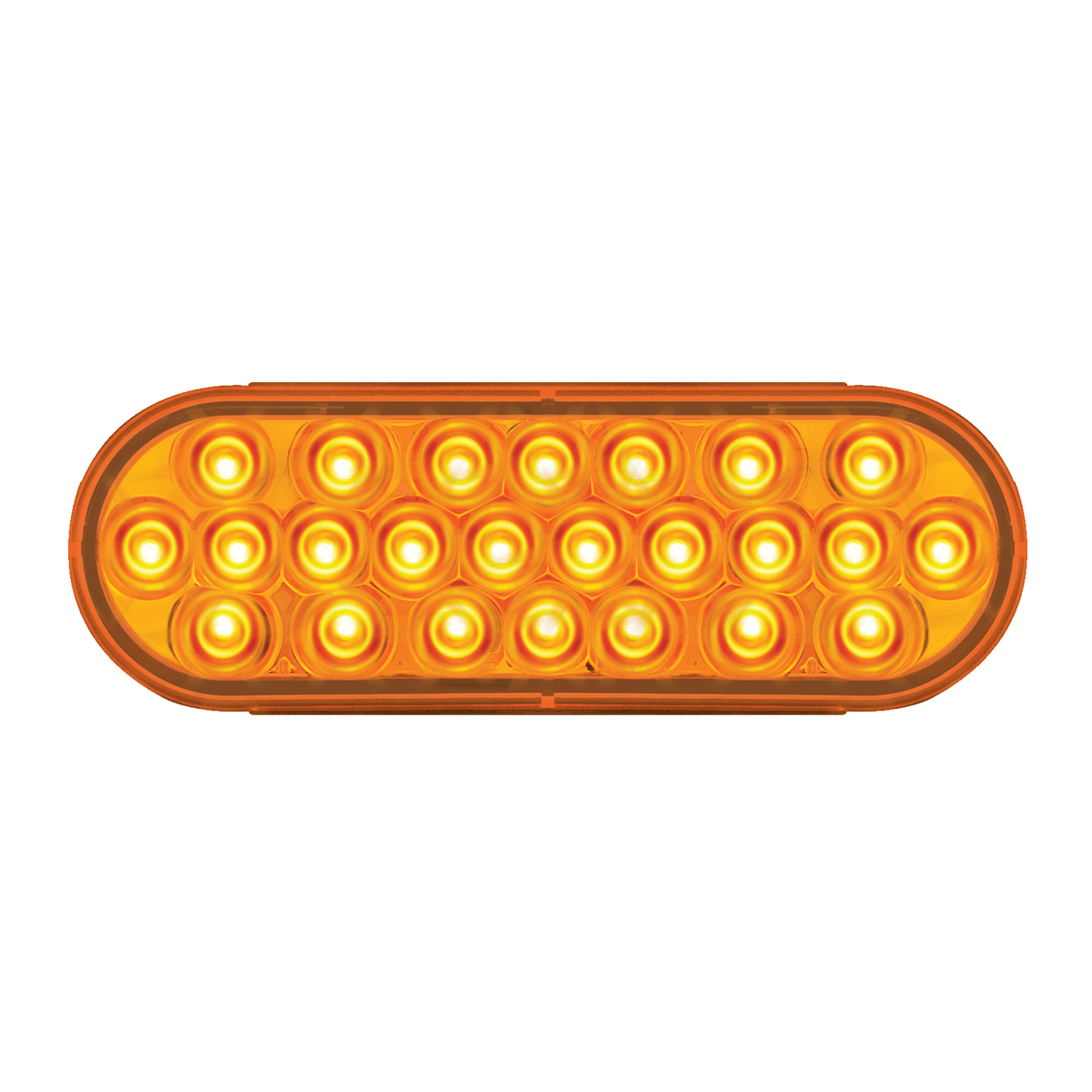 75100 24V Oval Pearl LED Light