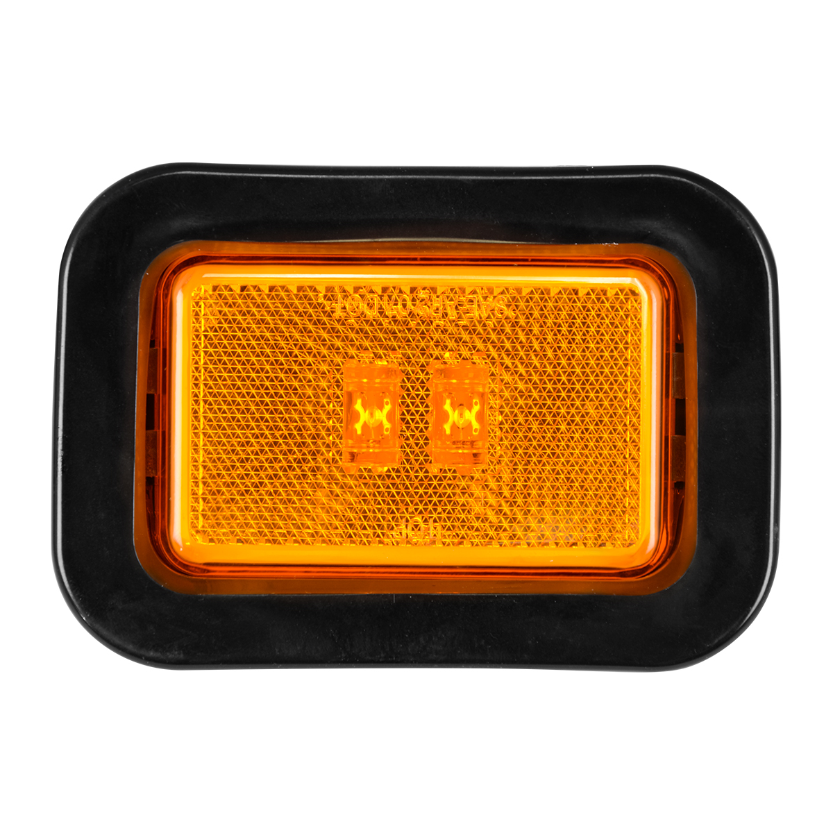 78594 Rectangular Marker LED w/ Reflector Lens