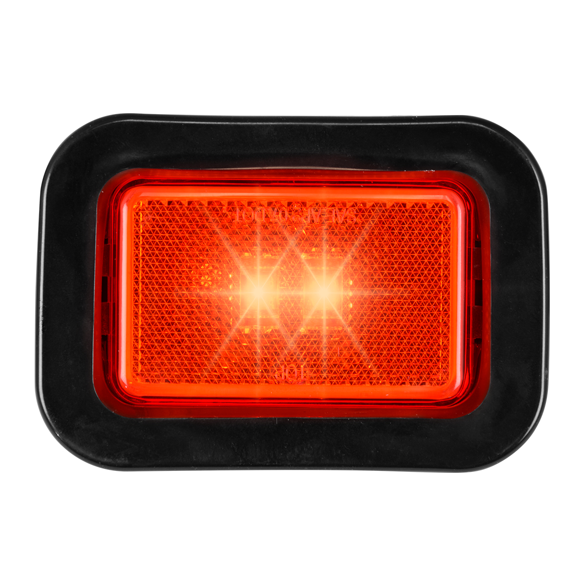 78596 Rectangular Marker LED w/ Reflector Lens
