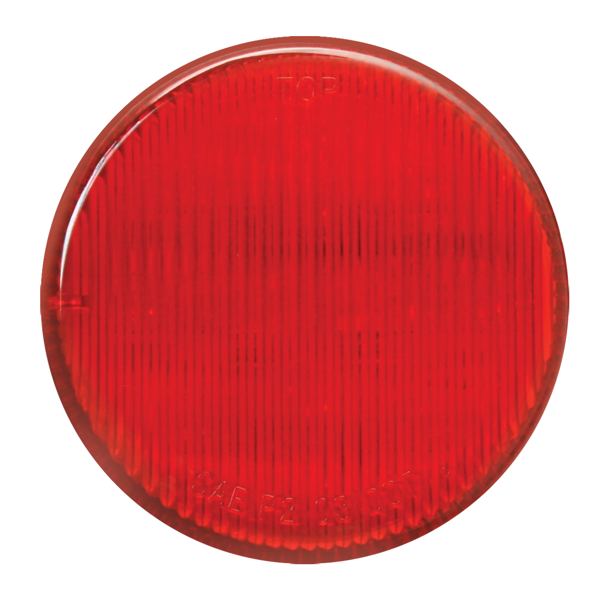 "75121 24V 2-1/2"" Round Fleet Marker Light"