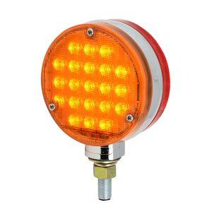 4″ Double Face Smart Dynamic LED Pedestal Light