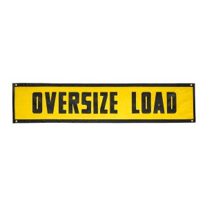 Heavy Duty Oversize Load Sign