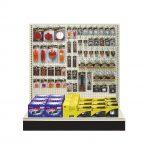 Mix Lighting & Electrical Planogram 4 x 54