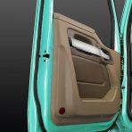 Inside Door Panel Trim for Kenworth T680 2015+