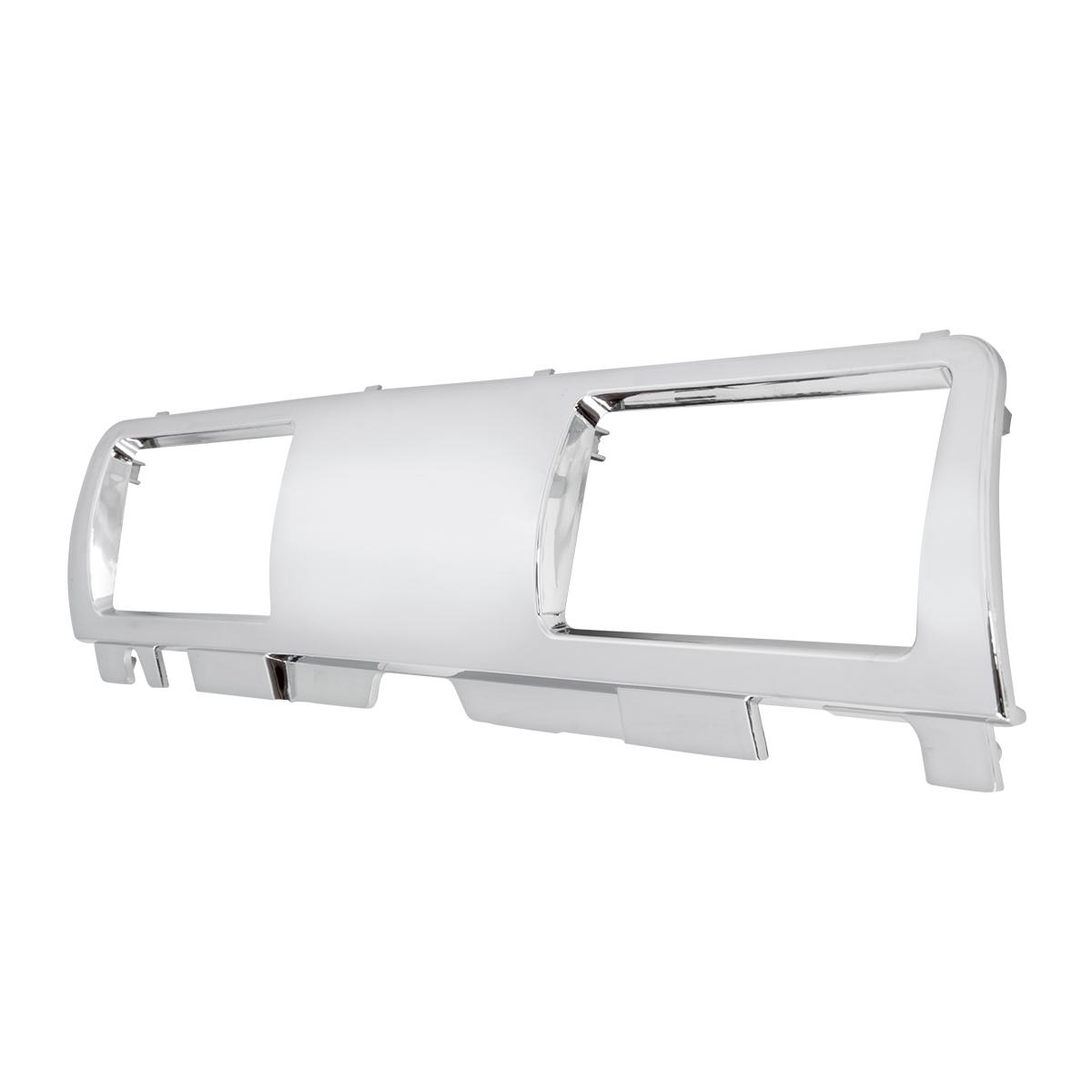 Glove Box Upper AC Vent Trim for Kenworth T680 2015+