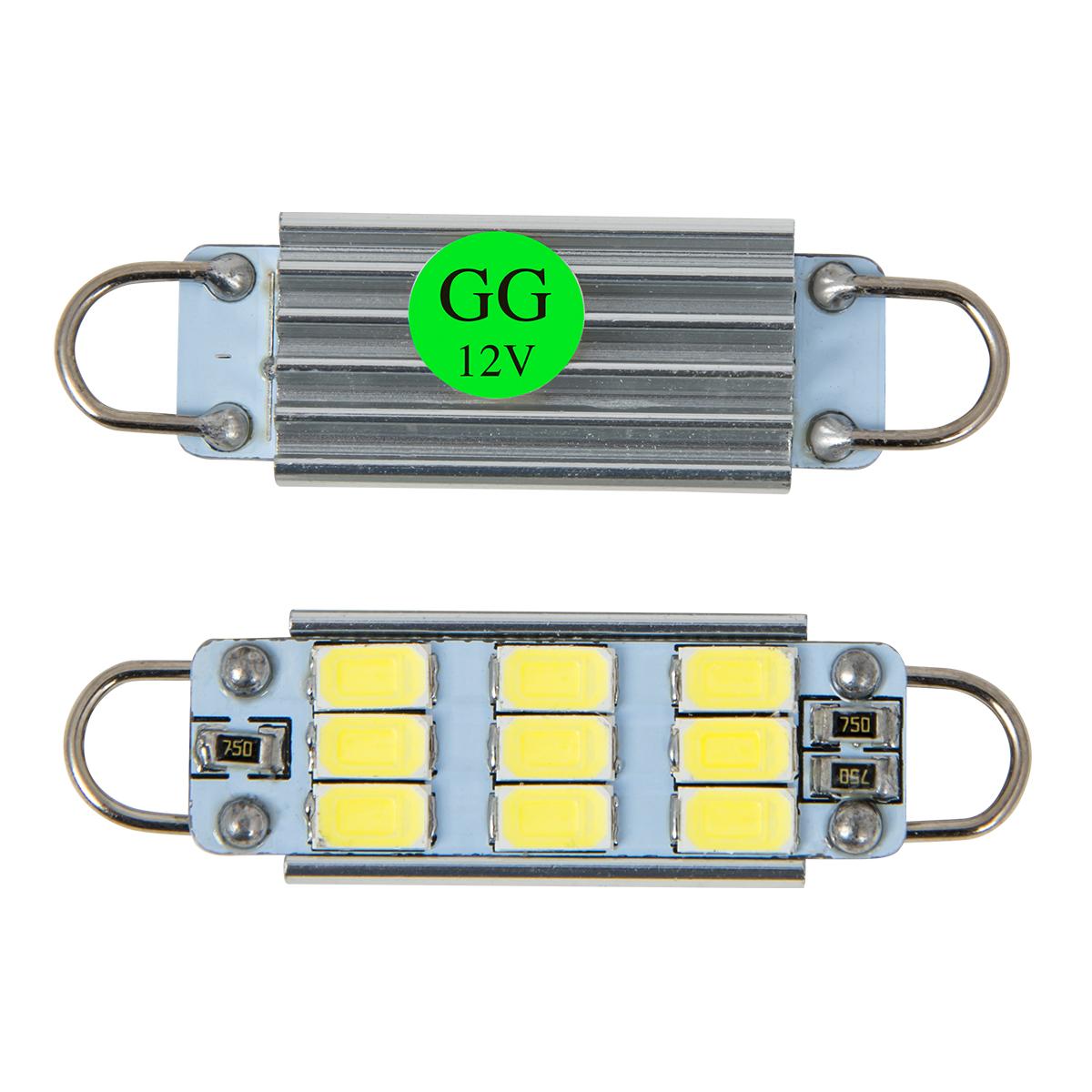 70632 561 Dome Type 9 High Power LED Light Bulb