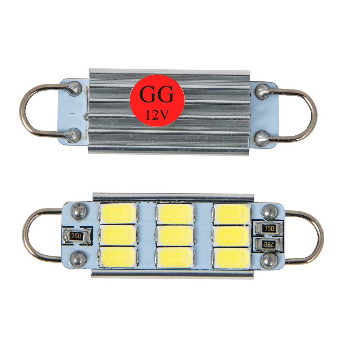 70633 561 Dome Type 9 High Power LED Light Bulb