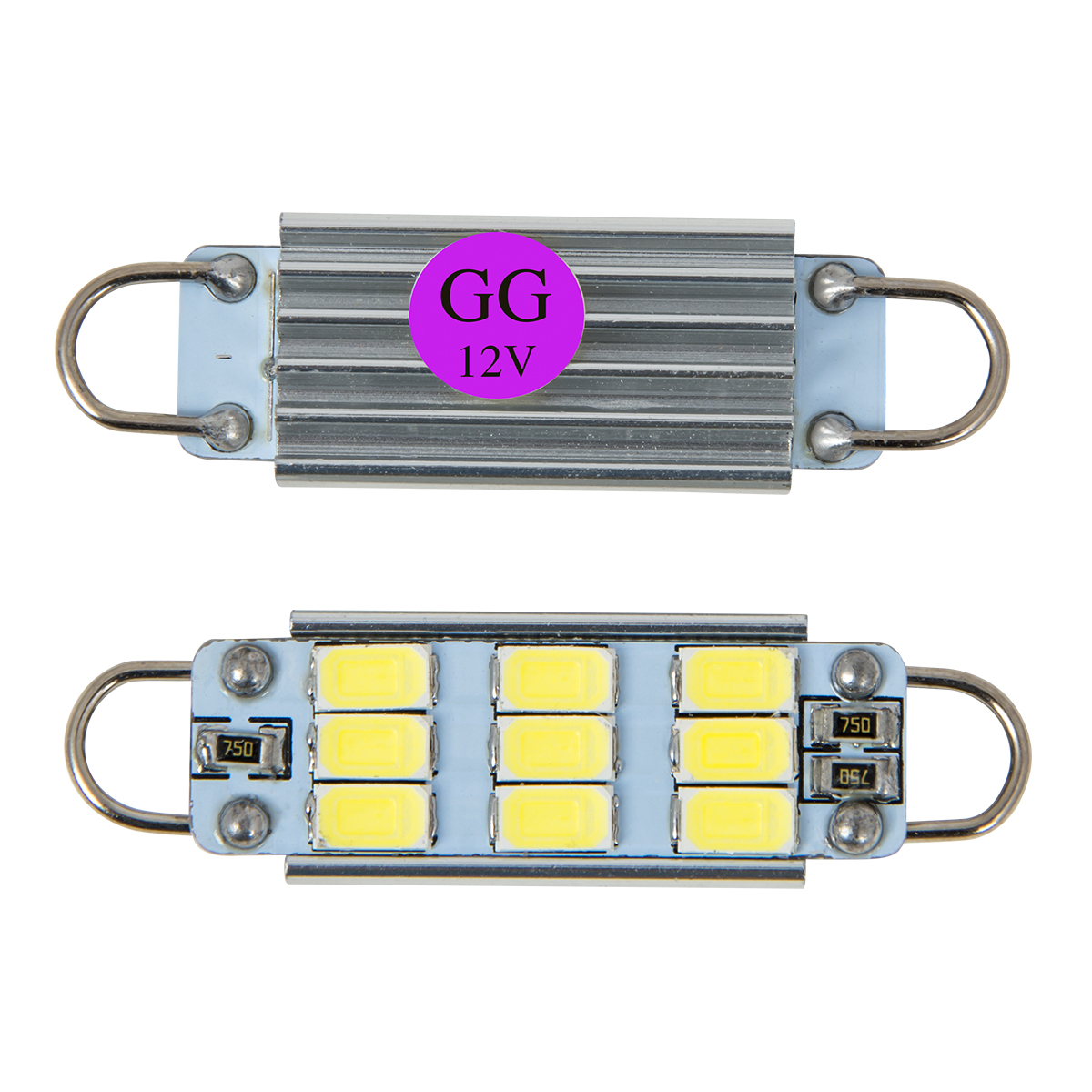 70635 561 Dome Type 9 High Power LED Light Bulb