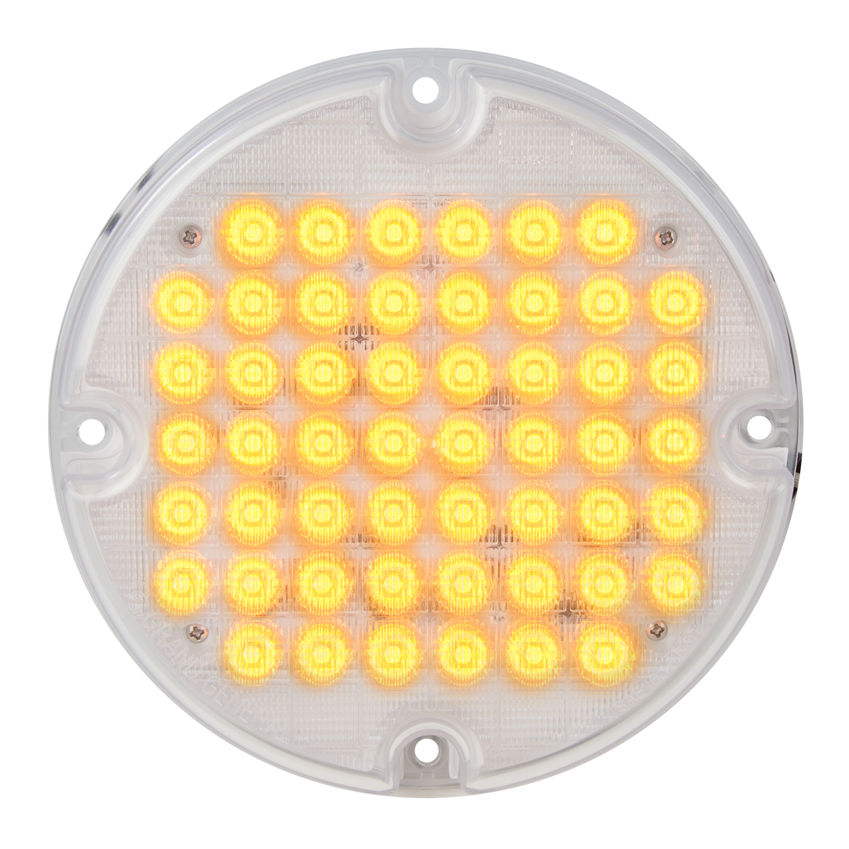 "82351 7"" Smart Dynamic Sequential LED Bus/Coach Light"